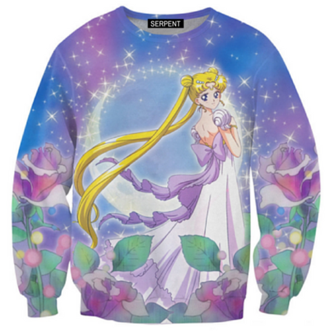Princess Serenity Sweatshirt