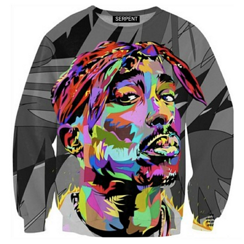 Special Edition 2Pac WOSweatshirt