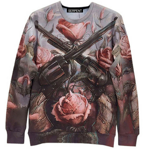 Guns and Roses Sweatshirt