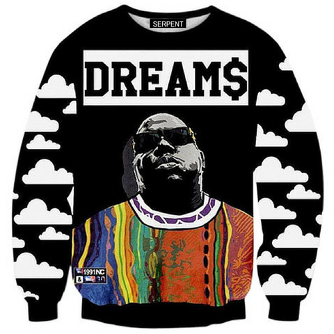 Dreams$ Sweatshirt
