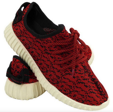 Serpent 350 Trainers - Red