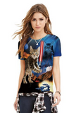Wars of the cats T-Shirt