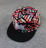 Peeps Colour Dash Snapback