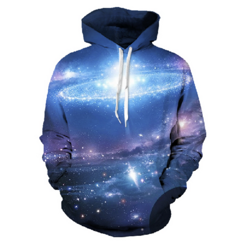 Zyndes Galaxy Hoodie