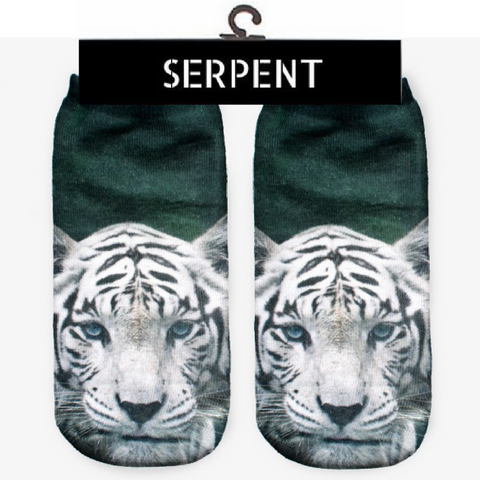 White Tiger Socks