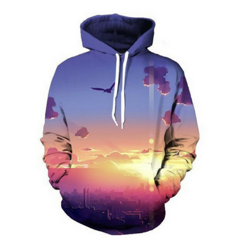Beautiful Sunset Hoodie
