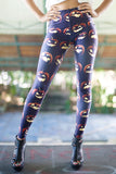 Fashion Halloween Leggings