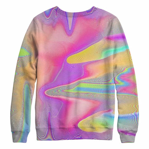 50 Shades Of Bugs Rainbow Sweatshirt