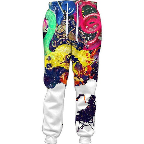 Space Jazz Joggers