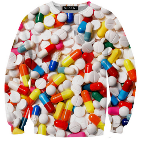 Pills Sweatshirt