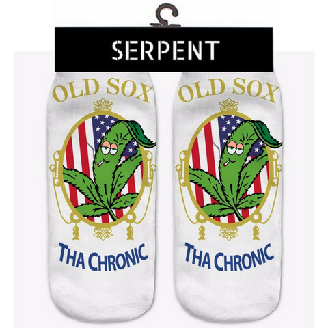 Tha Chronic Socks