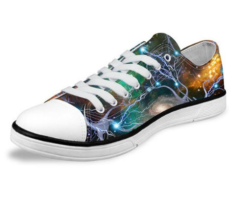 Women's Strom Galaxy Canvas Shoes
