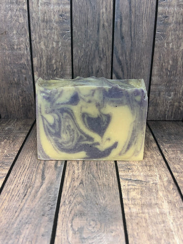 Wildflower Honey Goat Milk Soap