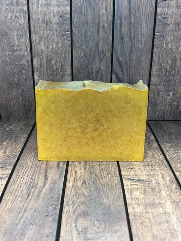 Orange Peel Goat Milk Soap