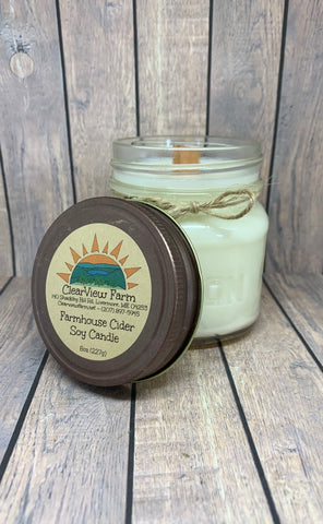 Farmhouse Cider Soy Candle