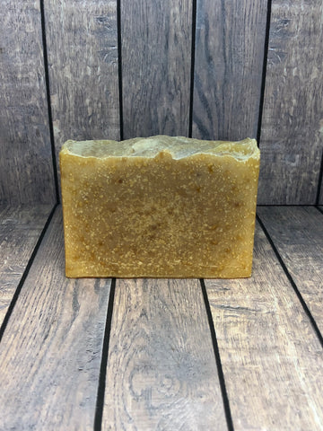 Warm Vanilla Sugar Goat Milk Soap