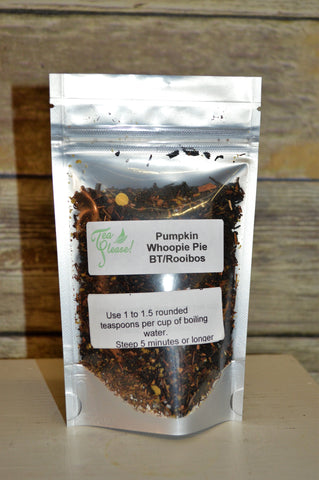 Tea Please!  Pumpkin Whoopie Pie- Loose Leaf Tea