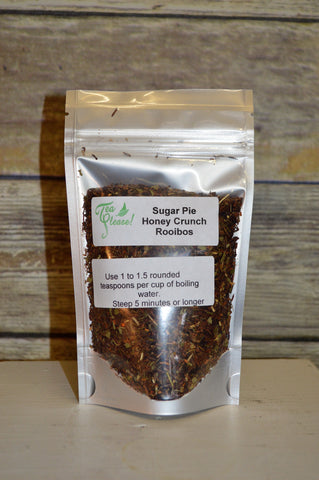 Tea Please!  Sugar Pie Honey Crunch- Loose Leaf Tea