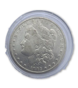 1882 p Morgan Silver Dollar