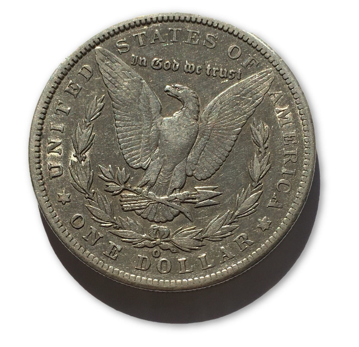 Morgan Dollar $1 High Grade Dates to vary