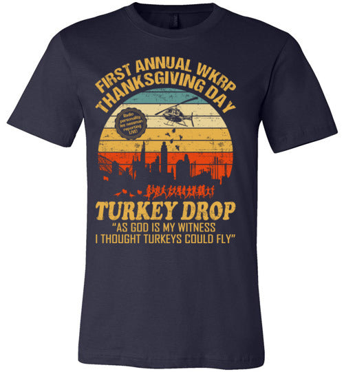 First Annual WKRP T-shirt - TS