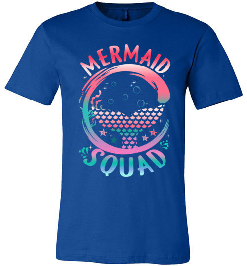 Mermaid Squad T-shirt - TS