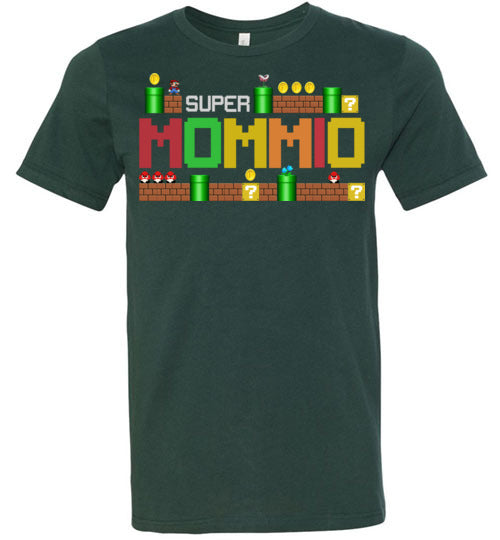 Supper Mommio T-shirt V1 - TS