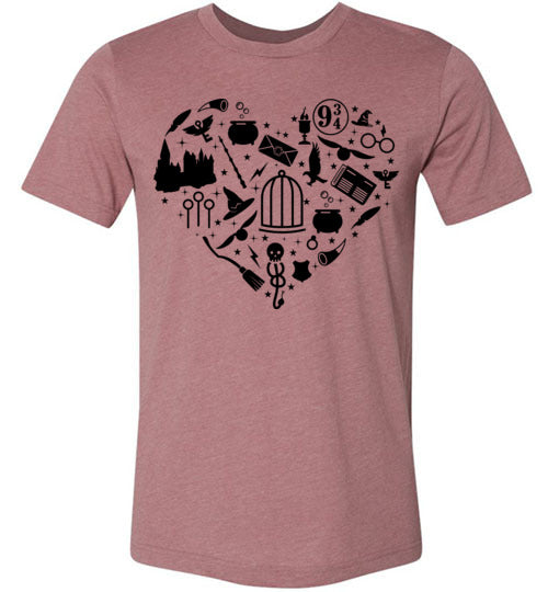 HP Heart T-shirt V1 - TS