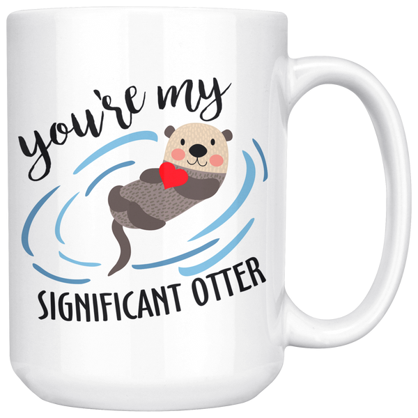 You're My Significant Otter Mug - TL