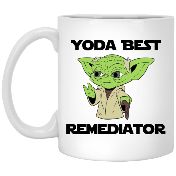 Yoda Best Remediator	Mug