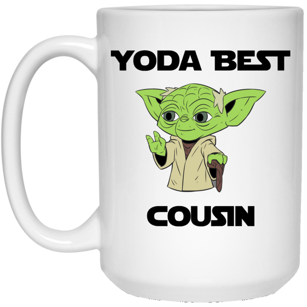 Yoda Best Cousin Mug
