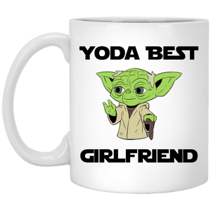 Yoda Best Girlfriend Mug
