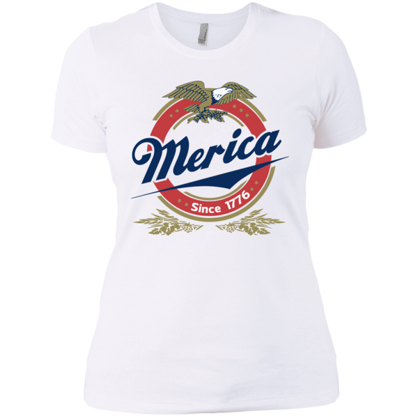 Merica V1 Ladies' Boyfriend T-Shirt
