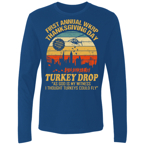 First Annual WKRP V1 Long Sleeve T-shirt LS