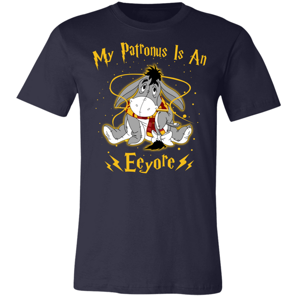 My Patronous Is An Eeyore BC Unisex Jersey Short-Sleeve T-Shirt