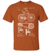 1890 Bicycle Patent T-Shirt