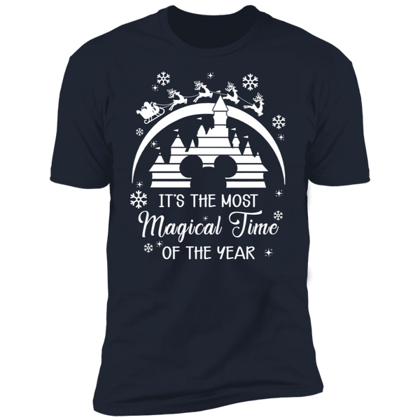 Most Magical Time Of Year Premium Short Sleeve T-Shirt