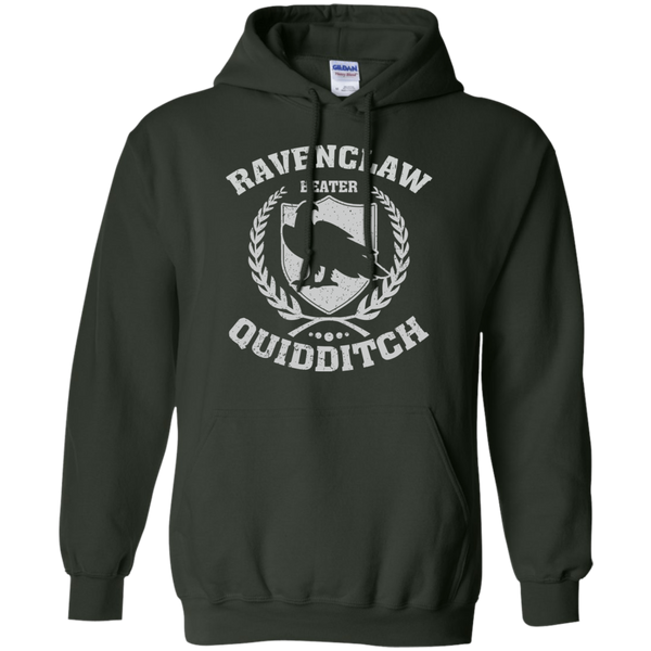 Ravenclaw Beater Pullover Hoodie 8 oz.