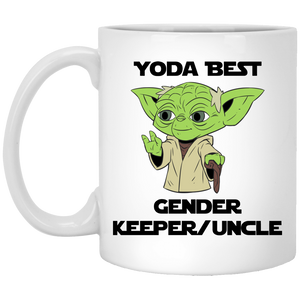 Yoda Best Keeper-Uncle Mug