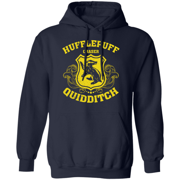 Hufflepuff Chaser Pullover Hoodie 8 oz.
