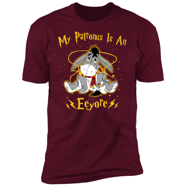 My Patronous Is An Eeyore Premium Short Sleeve T-Shirt