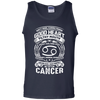 Good Heart Cancer Zodiac Unisex Tank Top