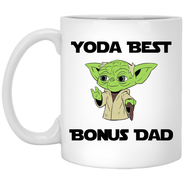 Yoda Best Bonus Dad