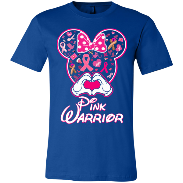 Pink Warrior Unisex Jersey Short-Sleeve T-Shirt