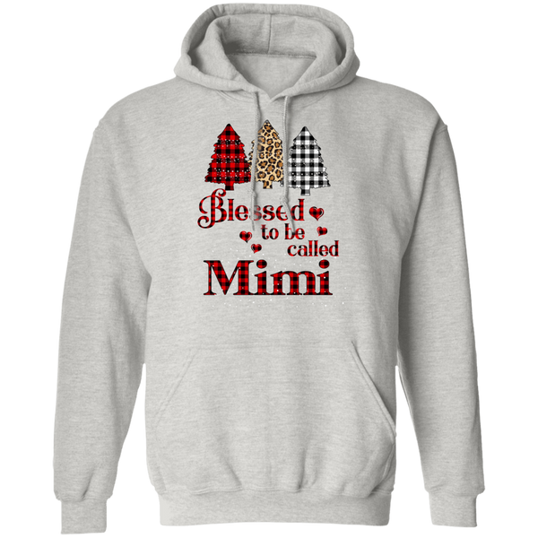 Blessed To Be Called Mimi Gildan Pullover Hoodie - V1