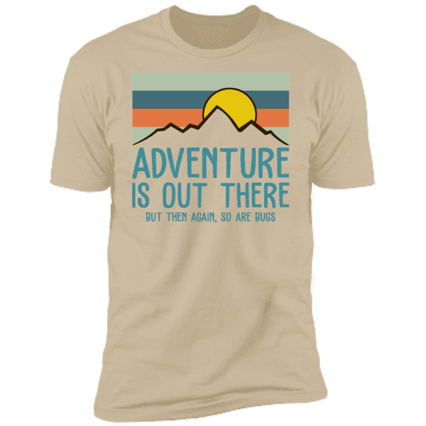 Adventure Is Out There Premium Short Sleeve T-Shirt