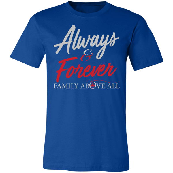 Always and Forever BC Unisex Jersey Short-Sleeve T-Shirt
