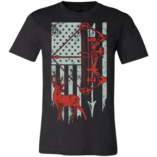 Bow Hunting Unisex Jersey Short-Sleeve T-Shirt