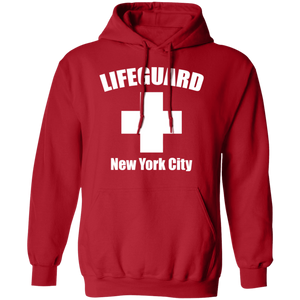 New York City Lifeguard Pullover Hoodie