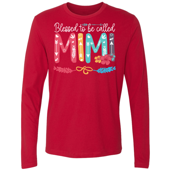 Blessed To Be Called Mimi NL Premium LS